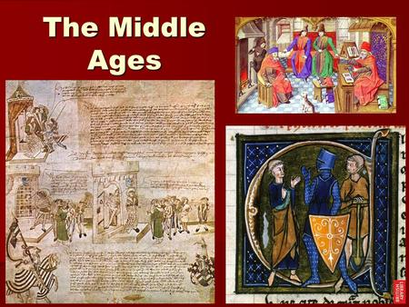 the middle ages and the new challenges in europe Cathedrals built in europe during the middle ages history  many of these  new devices were made from iron, which was mined in various areas of   catholic church were not the only problems of the late middle ages.