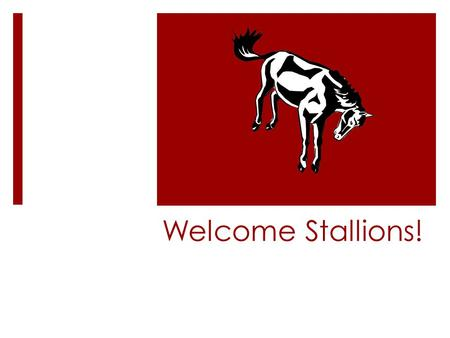 Welcome Stallions!. The 5th grade teachers:  Mrs. Hambleton and Mrs. Marsters  Mrs. Henry and Mrs. Trevino  Mrs. Wilson and Ms. Kerr.