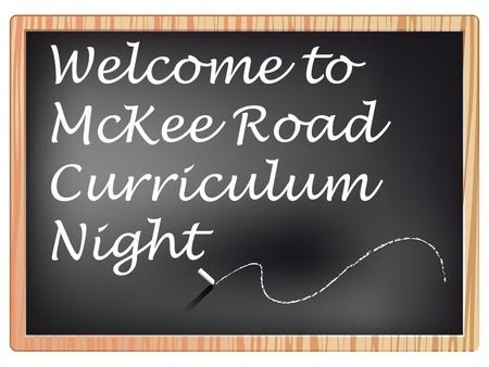 Welcome to McKee Road Curriculum Night. McKee Road's 5 th Grade Team: Shannan Carriker Bethany Mosteller Yvette Terwilliger Kris Morgan.