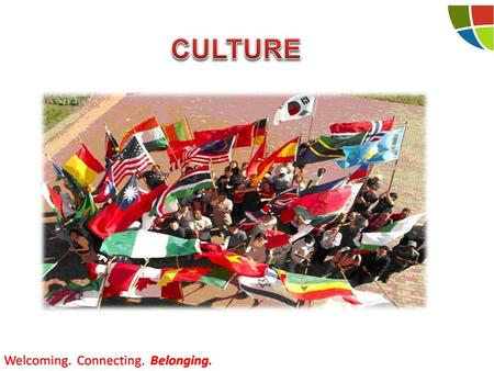 How do you define culture? Why does it matter? Culture is the system of shared beliefs, values, customs, behaviors, and artifacts with which the members.