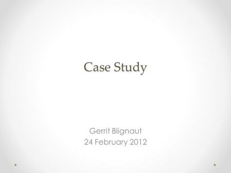 Case Study Gerrit Blignaut 24 February 2012. Patient 1: Cyanotic Give the diagnosis and specific radiological sign.