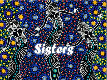 1. I chose sisters for my collected anthology. For me, sisters are so big, they help you so much. So I decided to make a tribute to them. 2.