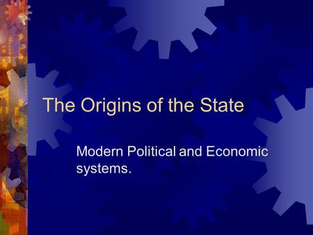 1 describe the characteristics of the modern nation state Empires to nation-states  the rise of the nation-state  how has the history of the transitions between islamic empires and modern nation-states in the.