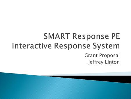 Grant Proposal Jeffrey Linton.  Engagement  Well-Planned Instruction  Time?  Story.