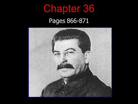Chapter 36 Pages 866-871. The Problem of Germany The Nuremberg Trials of 1945-46 severely punished 22 top culprits of the Holocaust. The Nuremberg Trials.