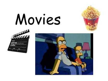 Movies What kind of movie is it? comedy drama fantasy action animation horror romance.