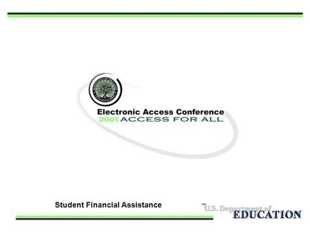 Student Financial Assistance. Session 55-2 Session 55 Internet Privacy Laws.
