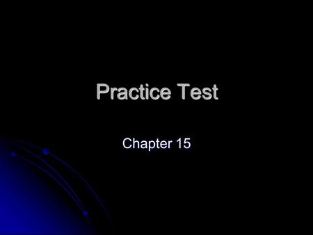 Practice Test Chapter 15. The Sun, planets and their moons, and a large collection of smaller objects such as asteroids, comets, and meteors are, together,