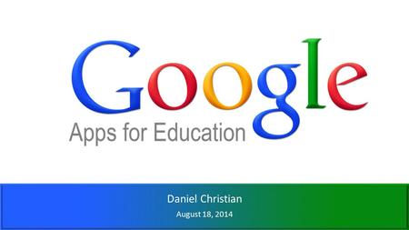 Daniel Christian August 18, 2014. <strong>Google</strong>'s product offerings in education Chromebooks (will reach 5.2 million this year)will reach 5.2 million this year.