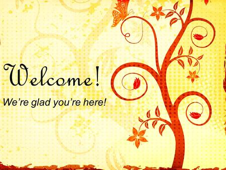 Welcome! We're glad you're here!. Hamburgers, baked beans and chips! $5/person and $18/family maximum.
