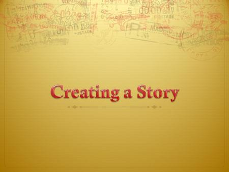    What kind of story is it?  It's a fairy tales.  When does the story take place?  A long time ago./