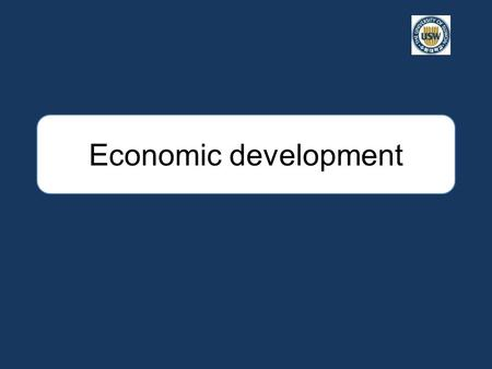 Economic development. World bank (GDP per capita) High income > $12,615 Middle income > $1,035 Low income < $1,035 Income.