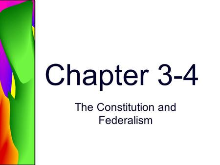 federalism key terms Daniel j elazar saw the idea of societal partnership-rooted in the judaic idea of brit, a key explanatory element in the jewish political tradition-as the basis of.