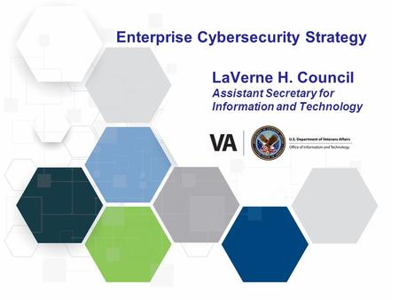 Enterprise Cybersecurity Strategy
