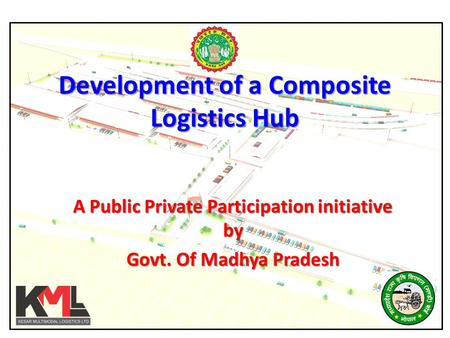 Development of a Composite Logistics Hub