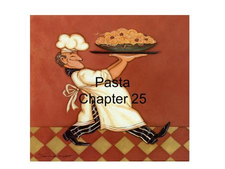 Pasta Chapter 25.