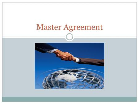 Master Agreement. What Article Covers Rights Of the Employee?