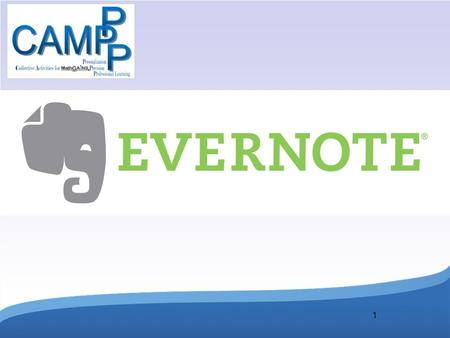 1 Double Click to Edit. Installing Evernote 22 First, download the installation software. Open your favorite web browser and visit the Evernote Web site.