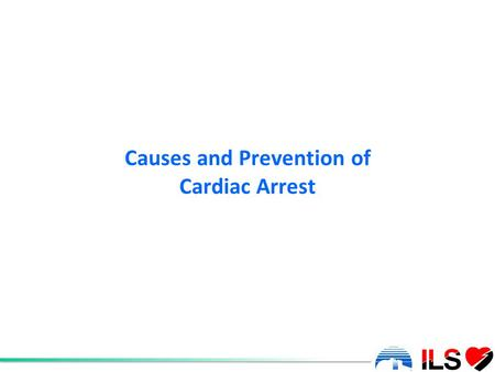 Causes and Prevention of Cardiac Arrest. The importance of early recognition of the deteriorating patient The causes of cardiac arrest in adults The ABCDE.