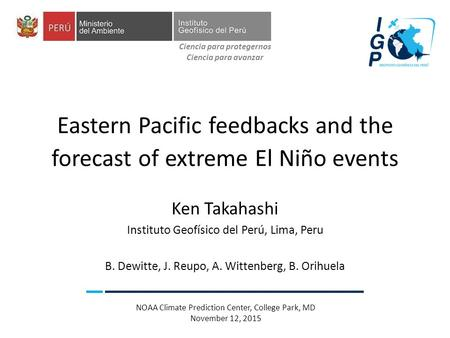 Eastern Pacific feedbacks and the forecast of extreme El Niño events
