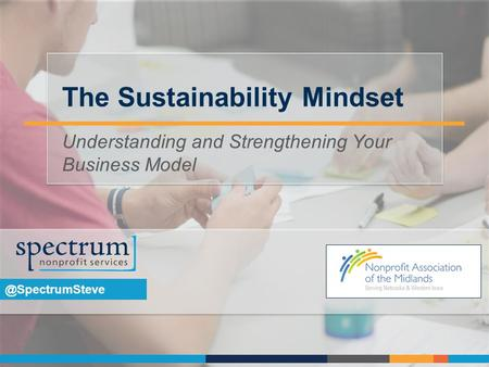 The Sustainability Mindset Understanding and Strengthening Your Business