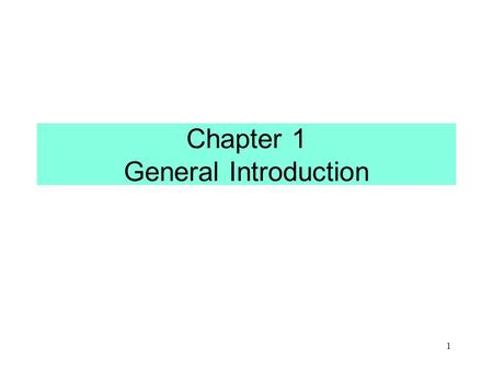 1 <strong>Chapter</strong> 1 General Introduction. FACULTY:Dr. Mazin Obaidat Room: 3079 Office Hours : 12:00-1:00 (Mo.,We.).. TEXTBOOKS: Manufacturing.
