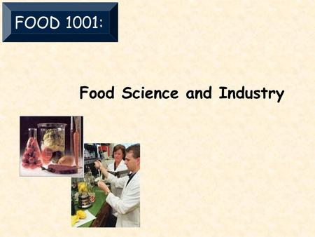 Food Science and Industry