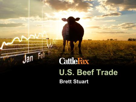 U.S. Beef Trade Brett Stuart. Economic Turmoil / Credit Crisis Meat export deliveries lag transactions by weeks exaggerating credit freeze impact Global.