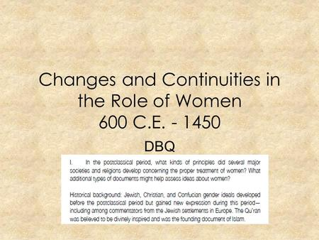 what are the changes and continuities Continuity and change is an international peer-reviewed academic journal  published three times per year by cambridge university press the journal was.