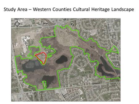Study Area – Western Counties Cultural Heritage Landscape.