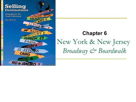 New York & New Jersey Broadway & Boardwalk Chapter 6.