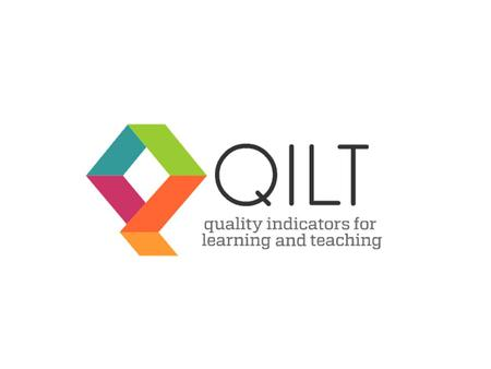 Just before we get started… Who am I? How questions will be handled Resources available after the webinar What does QILT mean for you? 2.