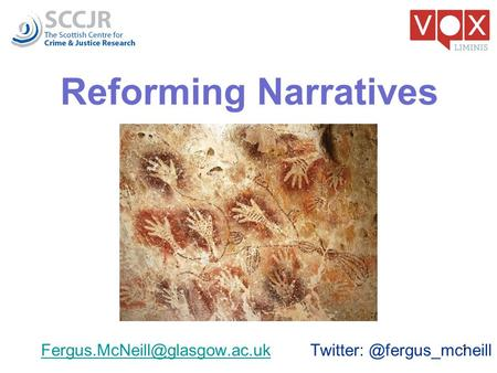 Reforming Narratives 1.