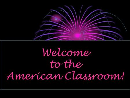 Welcome to the American Classroom!. HOW TO SEE AN INTERNATIONAL STUDENT ADVISOR Come to the International Center (Misenheimer campus, library, top floor)
