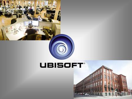 UBISOFT HISTORY The five brothers of the Guillemot family founded Ubisoft as a computer game publisher in 1986 in France In 2000, Ubisoft acquired Red.