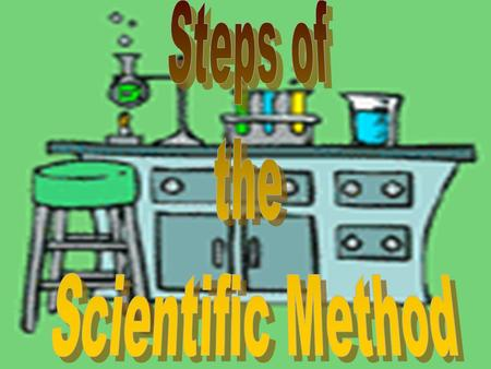 "How do scientists ""do"" science? The Scientific Method involves a series of steps that are used to investigate a natural occurrence."