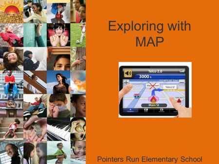 Exploring with MAP Pointers Run Elementary School November 2015.