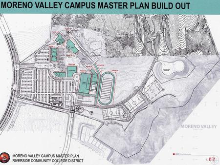 MORENO VALLEY CAMPUS BUILDING PROJECTS Option 1 Available ASF and Load Ratios on Completion of Projects Project Year CompletionLecLabOfficeLibAVTVOther.