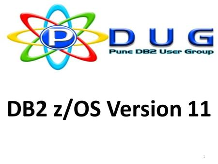 DB2 z/OS Version 11 1. 2 Agenda 1.Customer Trend 2.Performance Enhancements 3.zEC12 Synergy 4.Application Compatibility 5.Utility Enhancements 6.Big Data.