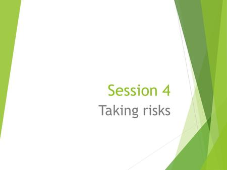 Session 4 Taking risks. Book of the day fresh! by David Goodhew, Andrew Roberts, Michael Volland scm press 2012.