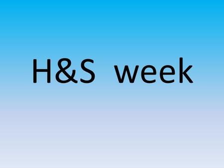 H&S week. Working Time Regulations 1998 (U.K.) Purpose of Working Time Regulations Why do we need this regulation? To prevent employers from taking advantage.