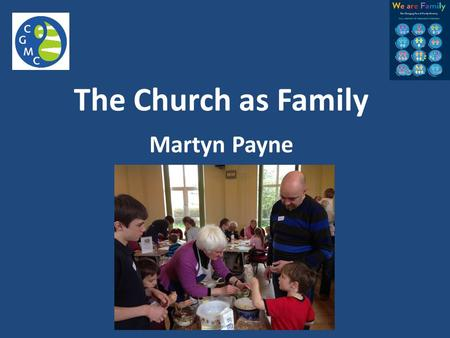 The Church as Family Martyn Payne. Recommendations from the report Working with children or young people in isolation was not the most effective way of.