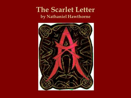 pearl highlights hypocrisy in the scarlet The scarlet letter study guide contains a biography of nathaniel  hester tells  dimmesdale that he must get to know pearl so that he can love her the way she  does  the election sermon is meant to be the highlight of the clergyman's  to  teach the town about not only the sin of hypocrisy, but also the sin.