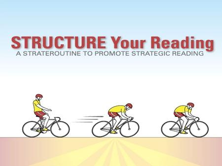 Outcomes Understand STRUCTURE Your Reading - purpose, format, SIM context Know the materials available within it and the PD packet Generate ideas about.