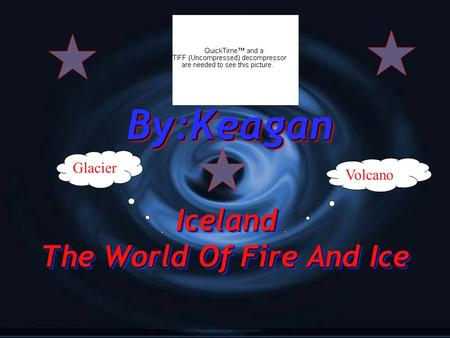 By:KeaganBy:Keagan Iceland The World Of Fire And Ice Iceland The World Of Fire And Ice Glacier Volcano.