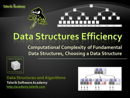 Computational Complexity of Fundamental Data Structures, Choosing a Data Structure.