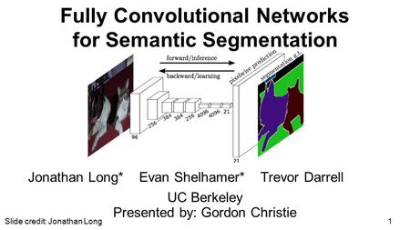 Fully Convolutional Networks for Semantic Segmentation