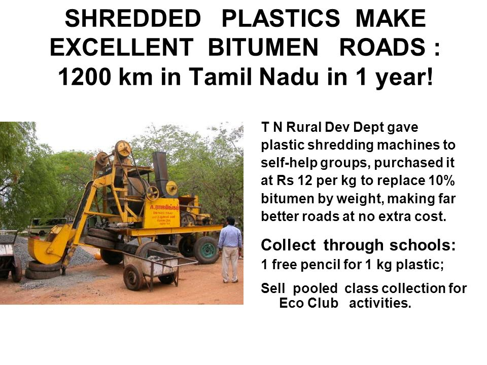 DO NOT WAIT FOR PERFECT SOLUTIONS.STOP dumping of mixed waste at once.
