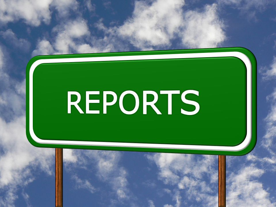 REPORTS  Summary reports are available to preview the total forecast at a roll-up level.