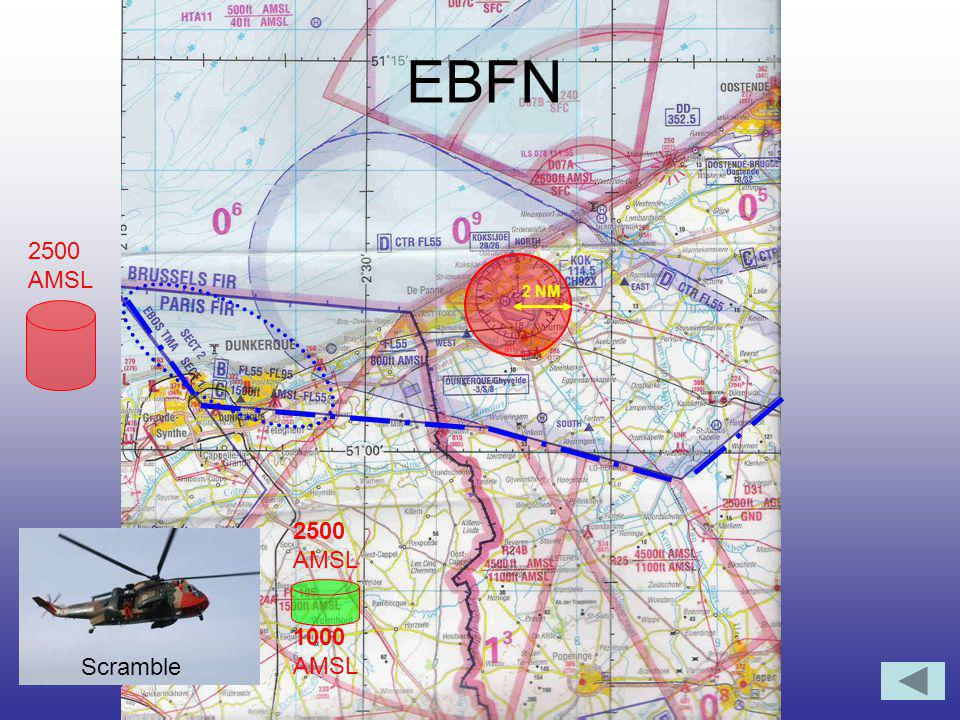 EBBL FL 075QRA : Reactivation of CTR and TMA 5 NM2 NM